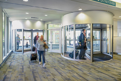 Advanced Door Revolving Door Sensors Error-Free