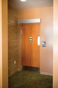 Hotel Swing Door Ontario