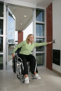 Swing Doors for handicap Ontario