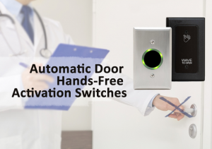 Automatic Door Hands-Free Activation Switches from Advanced Door Automation