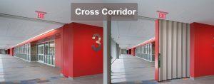 Cross Corridor Doors